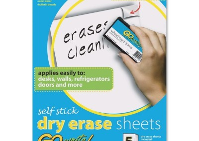 Dry Erase Sheets